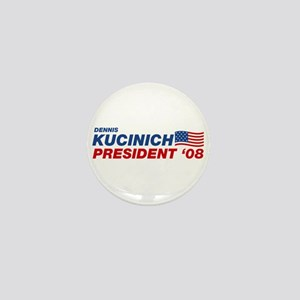 Dennis Kucinich for President Mini Button