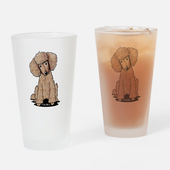 Sweet Chocolate Drinking Glass