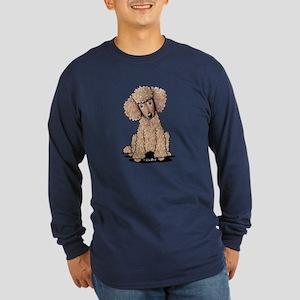 Sweet Chocolate Long Sleeve Dark T-Shirt