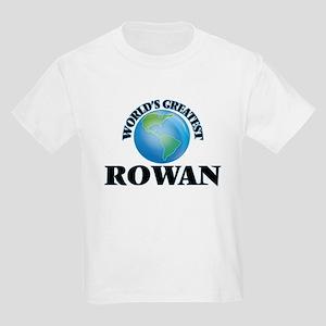 World's Greatest Rowan T-Shirt