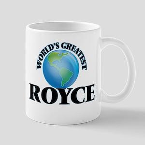 World's Greatest Royce Mugs