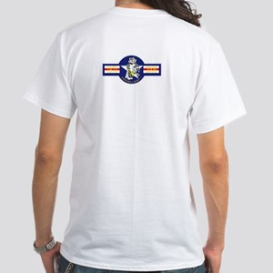 F-14 Tomcat White T-Shirt