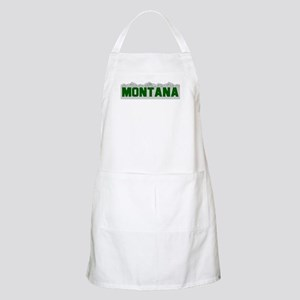 Montana BBQ Apron