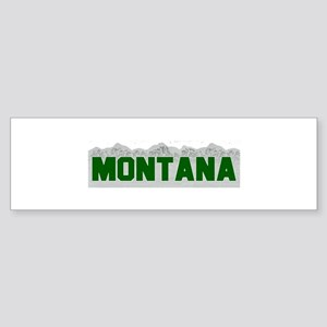 Montana Bumper Sticker