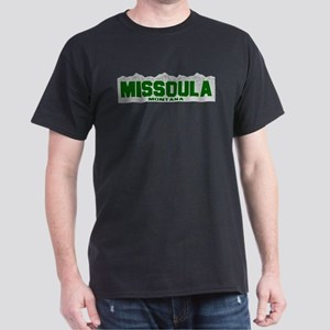 Missoula, Montana Dark T-Shirt