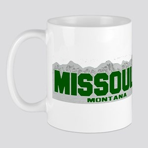 Missoula, Montana Mug