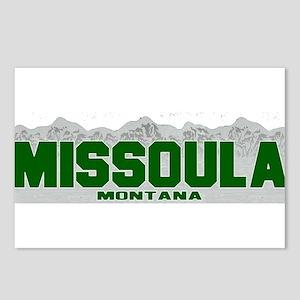 Missoula, Montana Postcards (Package of 8)