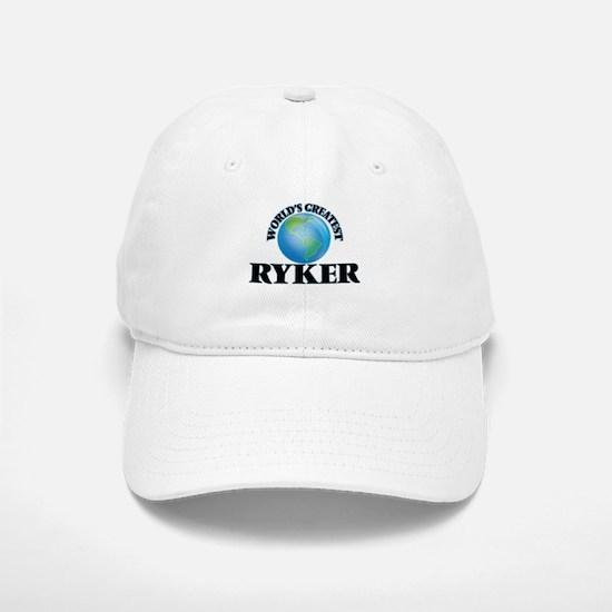 World's Greatest Ryker Baseball Baseball Cap