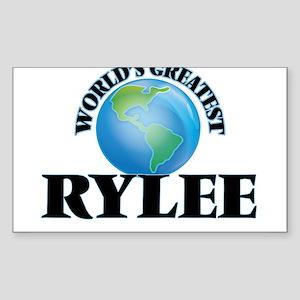 World's Greatest Rylee Sticker
