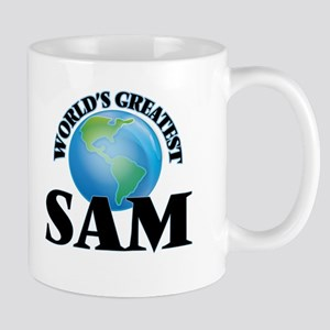 World's Greatest Sam Mugs