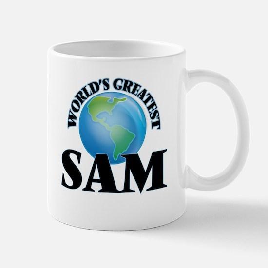 World's Greatest Sam Mugs