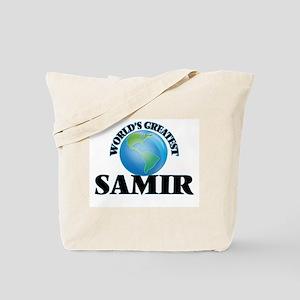 World's Greatest Samir Tote Bag