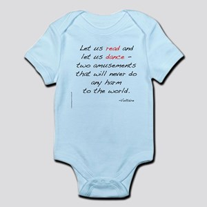 Voltaire On Dance Infant Bodysuit