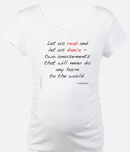 Voltaire On Dance Shirt