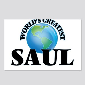 World's Greatest Saul Postcards (Package of 8)