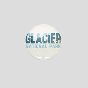 Glacier National Park Mini Button