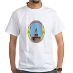 Pennsylvania Freemason White T-Shirt