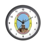 Pennsylvania Freemasons Wall Clock