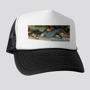 Modo Knows Trucker Hat
