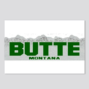 Butte, Montana Postcards (Package of 8)