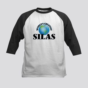 World's Greatest Silas Baseball Jersey
