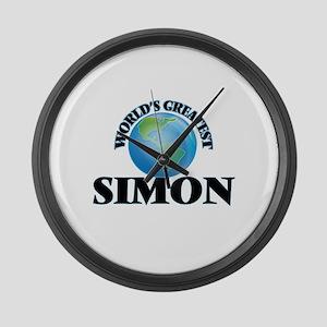 World's Greatest Simon Large Wall Clock