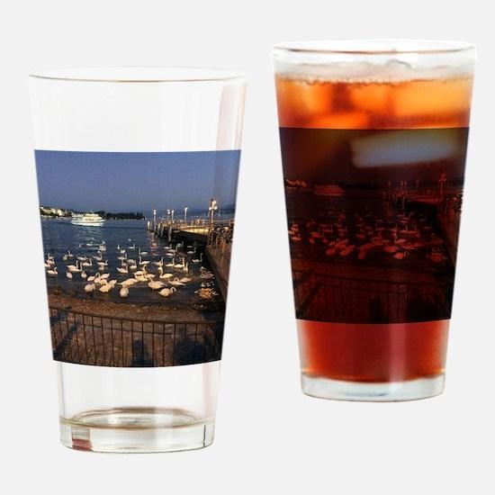 Unique Zurich Drinking Glass