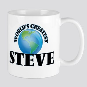 World's Greatest Steve Mugs