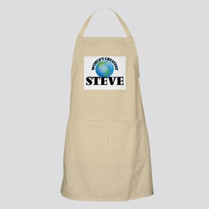 World's Greatest Steve Apron