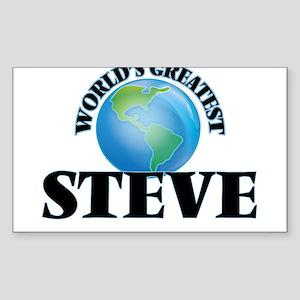 World's Greatest Steve Sticker