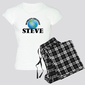 World's Greatest Steve Women's Light Pajamas