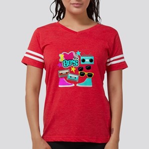 I love the 80s - Pop culture Colorful Design T-Shi