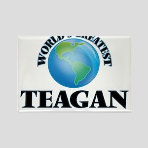 World's Greatest Teagan Magnets