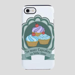 Cupcakes iPhone 7 Tough Case
