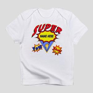 Superhero Comic Book Infant T-Shirt