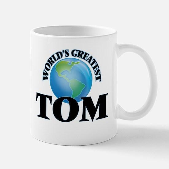 World's Greatest Tom Mugs