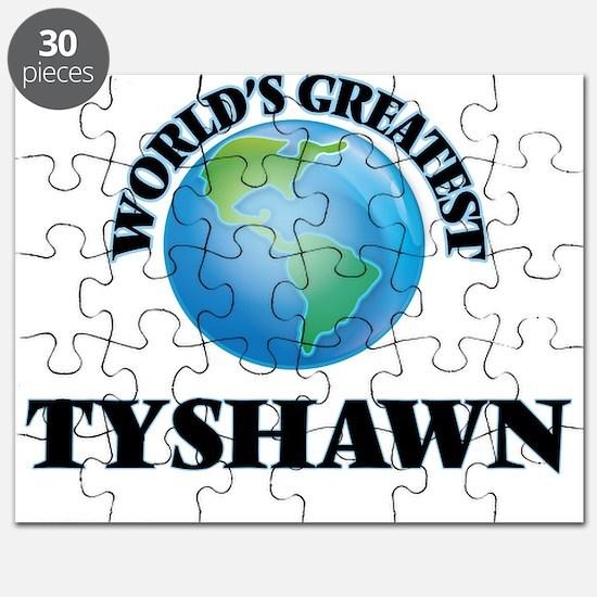 World's Greatest Tyshawn Puzzle