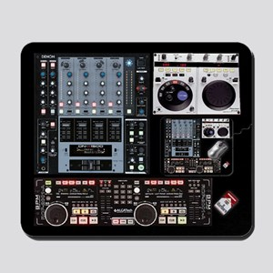 Dj Mousepad... Digital Dj's Best Friend