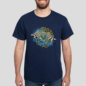 Stunt Driver Dark T-Shirt