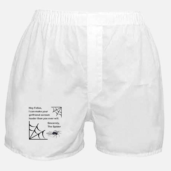 HEY FELLAS Boxer Shorts