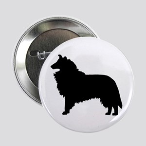 Collie Dog Breed Button