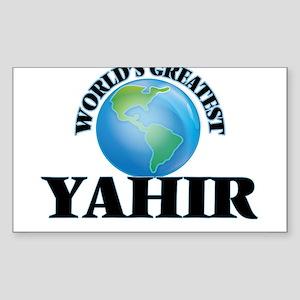 World's Greatest Yahir Sticker