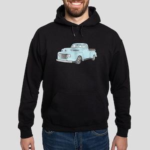 1950 Ford F1 Hoodie (dark)