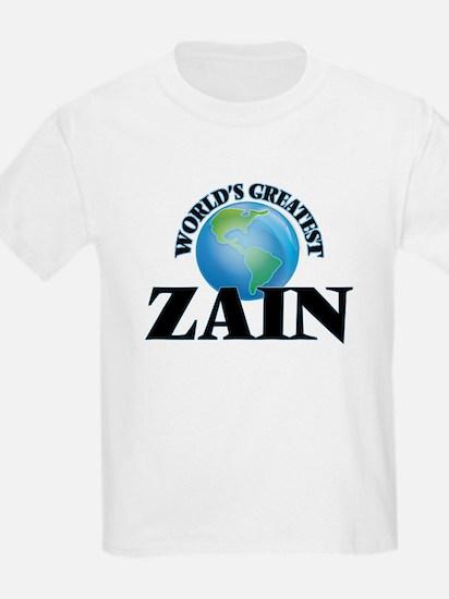 World's Greatest Zain T-Shirt