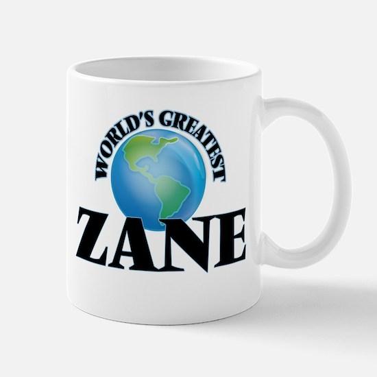 World's Greatest Zane Mugs