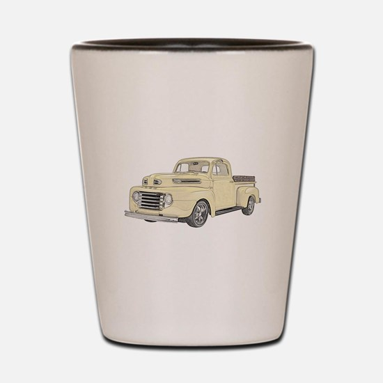 1950 Ford F1 Shot Glass