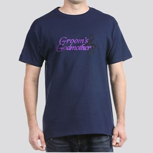 Groom's Godmother(clef) Dark T-Shirt