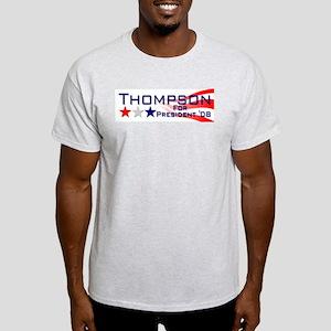 ::: Fred Thompson - Stripes ::: Light T-Shirt
