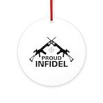 Infidel Ornament (Round)