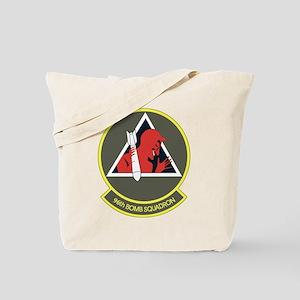 96_bomb_squadron Tote Bag